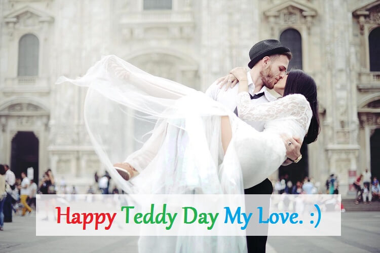 Teddy Day Quotes for Wife