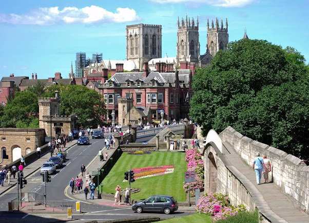discover York - The Viking Capital of England