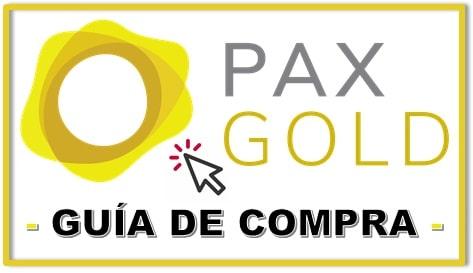 Cómo Comprar PAX Gold (PAXG) Criptomonedas Actualizado