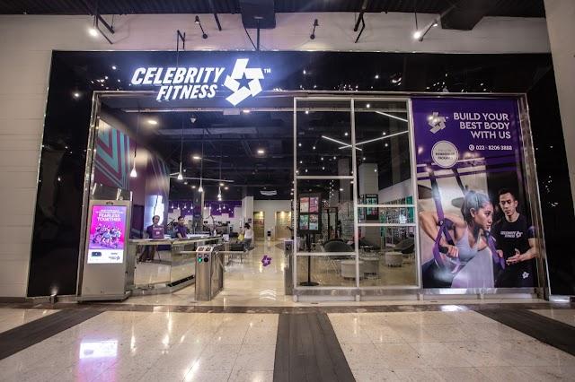 Gaya dan Tampilan Baru, Tandai Kesuksesan 10 Tahun Celebrity Fitnes PVJ Bandung