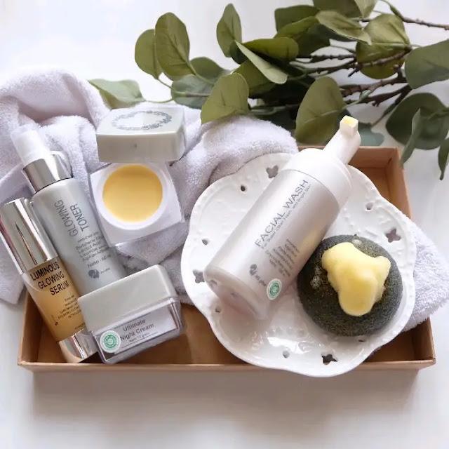 Produk Skincare dari MS Glow
