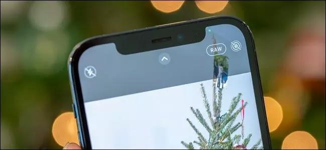 ¿Qué es el formato de foto ProRAW de Apple en iPhone?