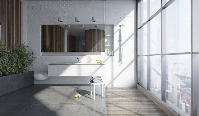 Home Bathroom Interior Design