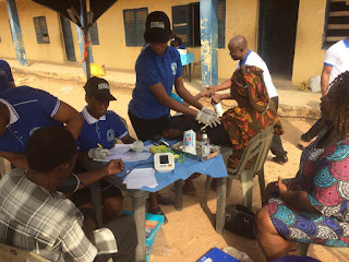 Free Medical Outreach For All In Ezeleke Community,Abia State