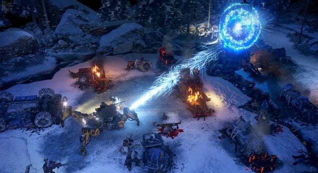Wasteland 3 Torrent Digital Deluxe Edition Gameplay sreenshots