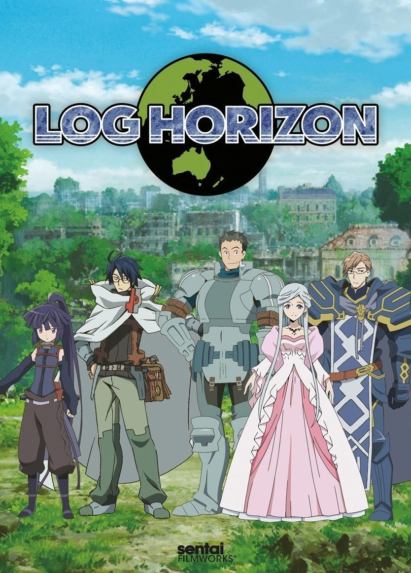 light novel log horizone