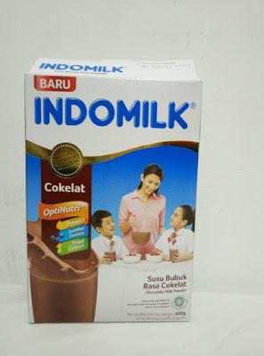 Manfaat Indomilk Susu Bubuk untuk anak