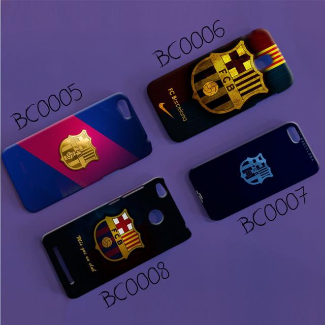 acrylic case logo barcelona