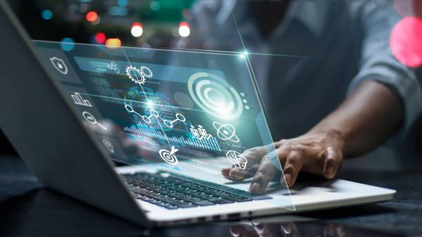 Sistem keamanan siber untuk jaringan edge computing