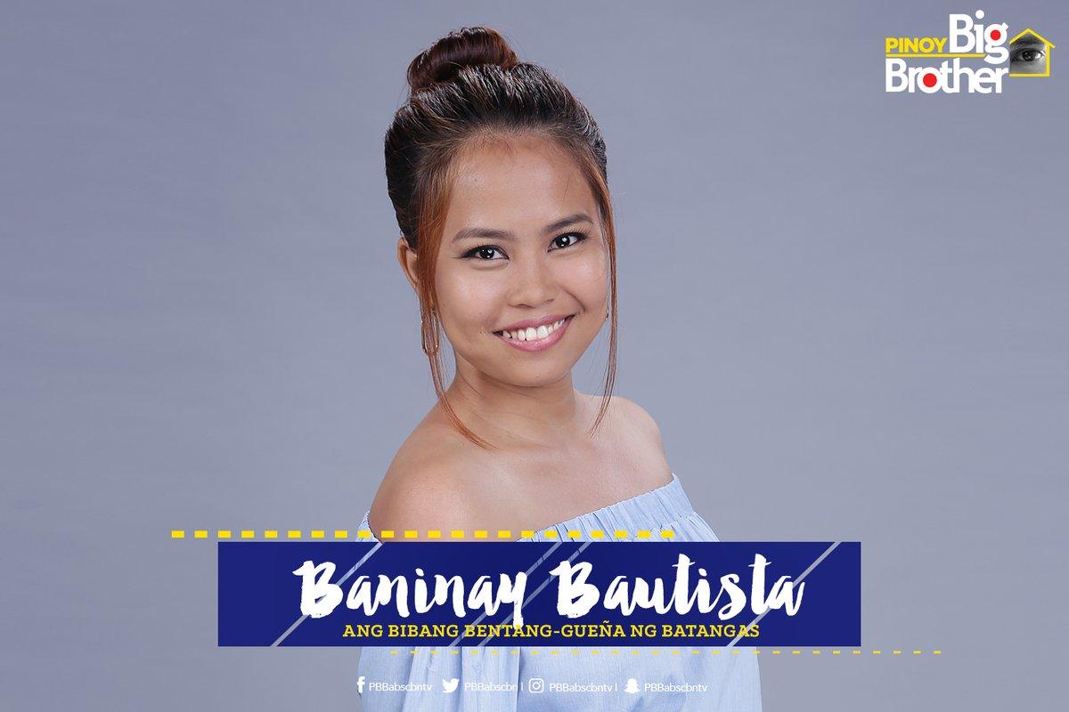 Baninay Bautista, 20 (Bibang Bentang-Guena ng Batangas)