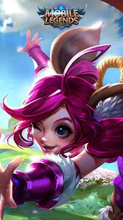 Nana Feline Wizard Heroes Support Mage of Skins V2