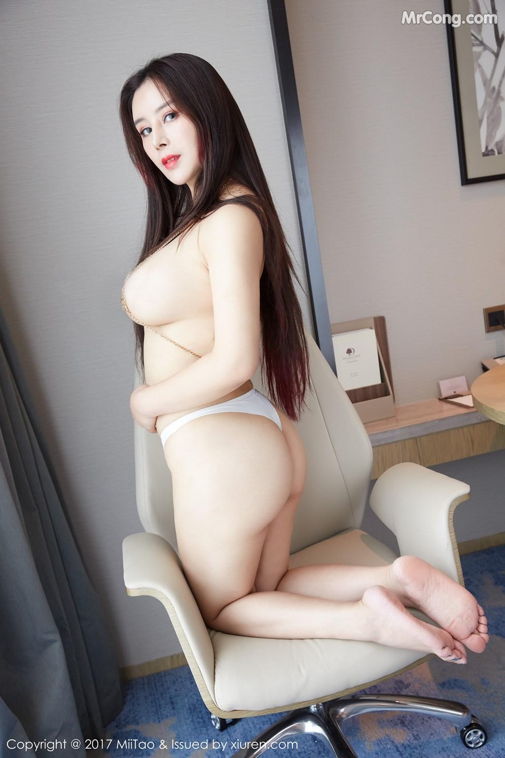 Image MiiTao-Vol.082-Xue-Qian-Xun-MrCong.com-015 in post MiiTao Vol.082: Người mẫu Xue Qian Xun (雪千寻) (51 ảnh)