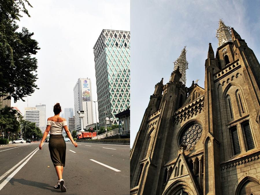 jakarta indonesien hotel sight seeing