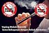 Muhammadiyah Keluarkan Fatwa Haram Vaping Rokok Elektrik