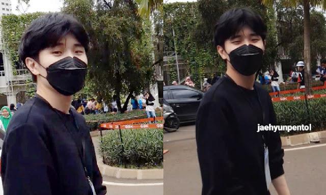 NCT Dream Konser di Indonesia, Staff Ganteng Bikin Salah Fokus!