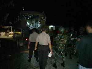 Jelang Detik-detik HUT RI, Satgas Kostrad Perketat Patroli Keamanan di Perbatasan