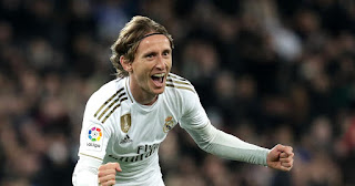 Real Madrid midfielder Modric made several lifestyle changes to maintain fitness level at 35