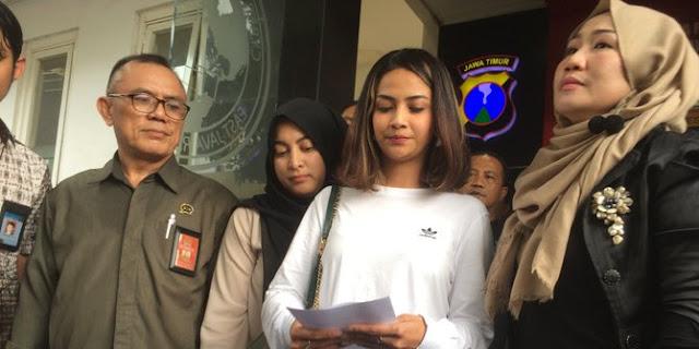 Polisi Gadungan Janjikan Setop Kasus Prostitusi, Manajer Vanessa Ditipu Puluhan Juta