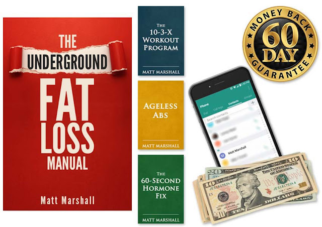 The Underground Fat Loss Manual Reviews