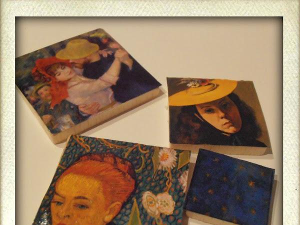 Calamite D'Artista/ Artist Magnets