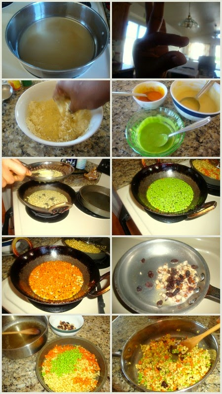 images for Sweet Boondi Recipe / Sweet Boondhi Recipe /  How To Make Sweet Boondi - Easy Diwali Recipe