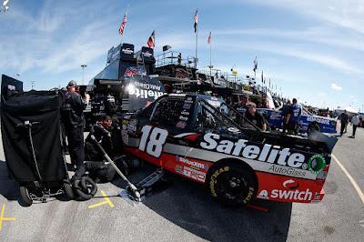 Noah Gragson: Driver, No. 18 Safelite AutoGlass® Toyota #NASCAR