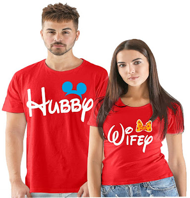 Hubby and Wifey T-shirt