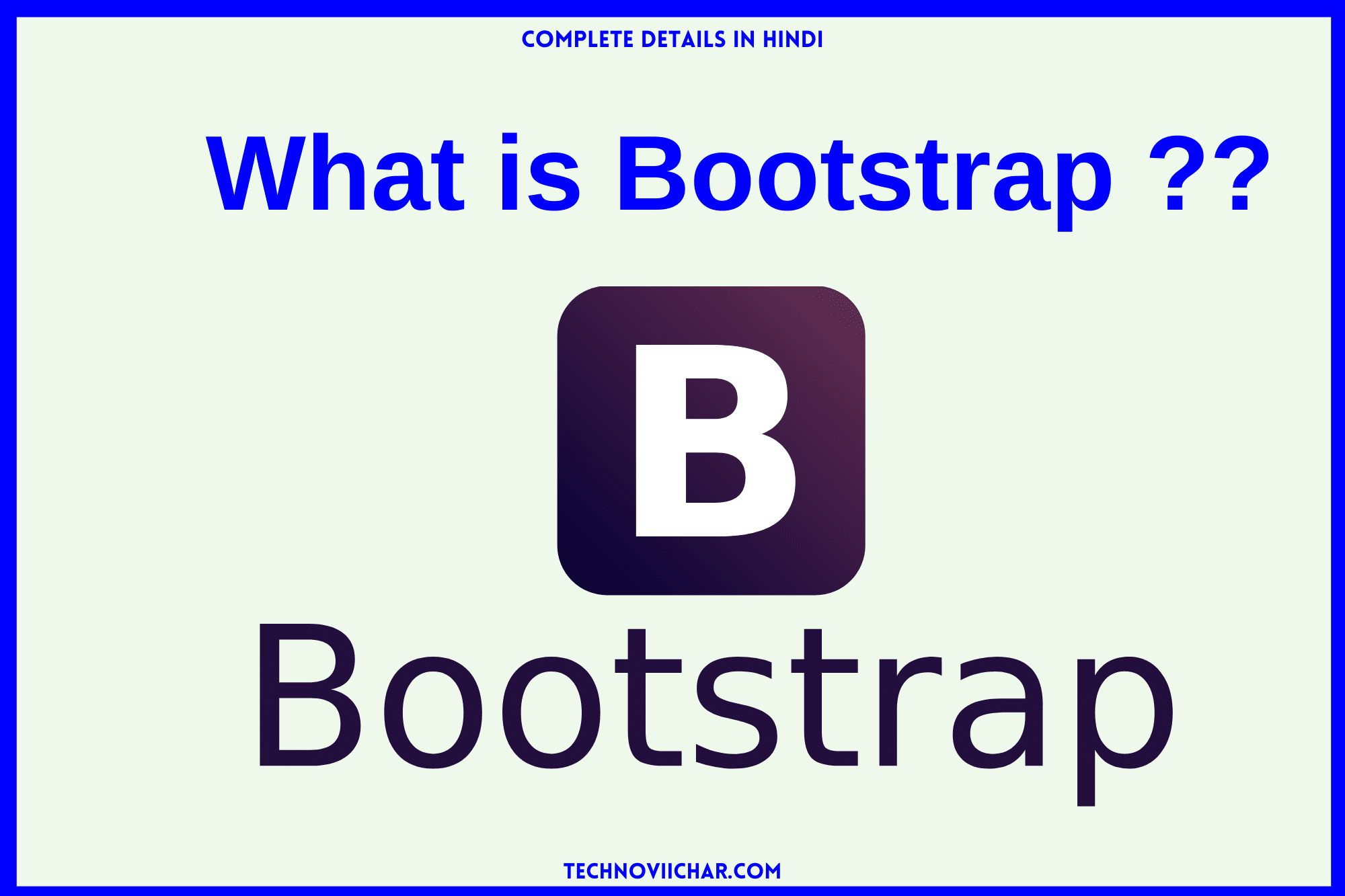 Details_About_Bootstrap_in_Hindi