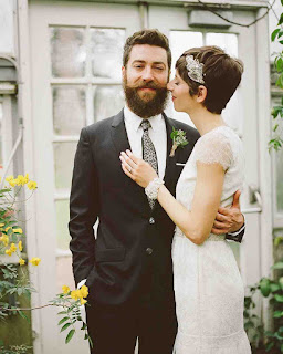 Wedding Facial Hairstyles
