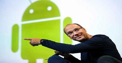 Andy Rubin Si Penemu Android Munculkan Ponsel Pintar Untuk Lawan iPhone