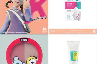 Get #FirstDibsAtSM on your K-beauty needs at SM Center Dagupan