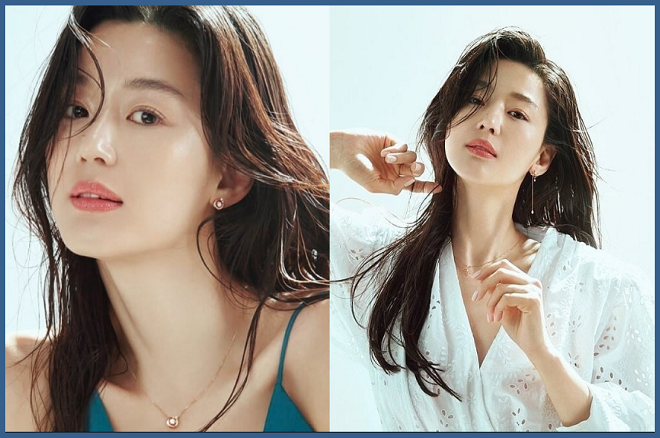 Jun Ji Hyun he secret of her enduring elegance 2020