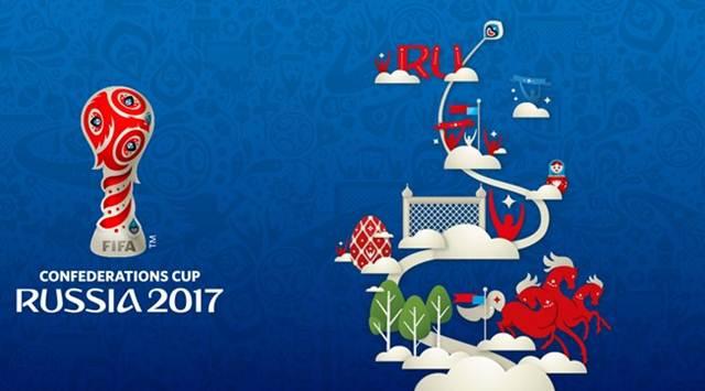 Jadwal Piala Konfederasi 2017