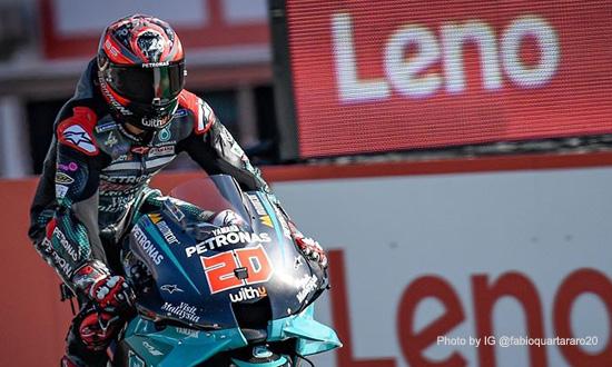 MotoGP: Menanti Aksi Bersejarah Quartararo di Le Mans