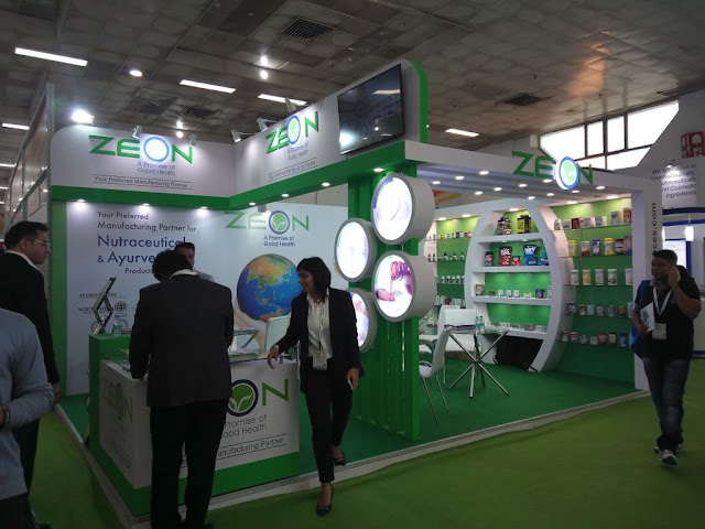 stall designer in iphex india
