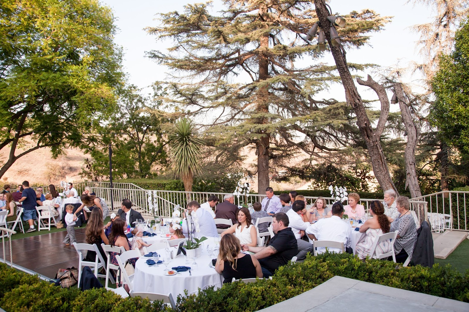 Kellogg House Wedding Reception