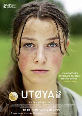 Utøya July 22 2018 DVD R2 NTSC Latino