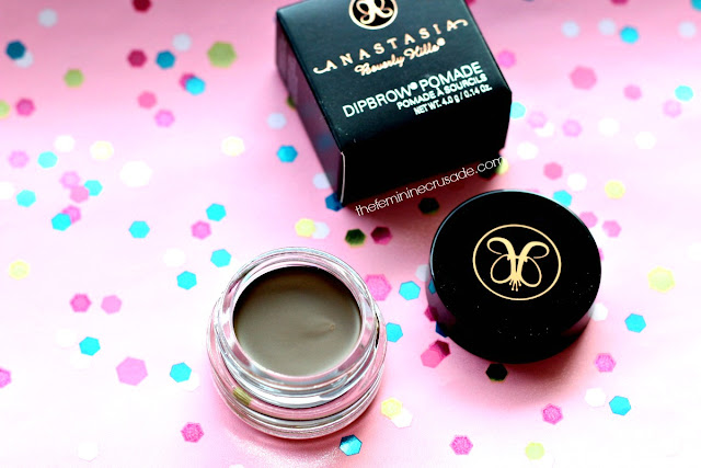 Anastasia Dipbrow Pomade in 'Dark Brown'