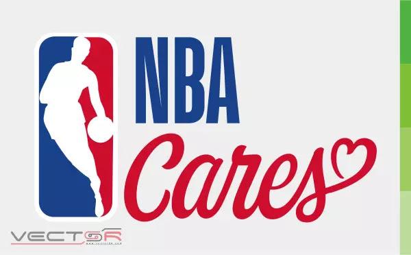 NBA Cares Logo - Download Vector File CDR (CorelDraw)