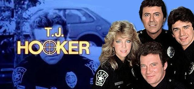 Falando em Série: CARRO COMANDO (T.J.Hooker) 1982