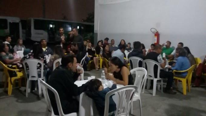 CONQUISTA | Confraternização da Viação Cidade Verde reúne colaboradores e autoridades