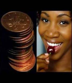 penny copper native american moor