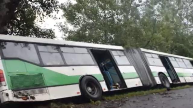 Döbbenet: ellopott egy és összetört egy autóbuszt egy férfi Fejér megyében