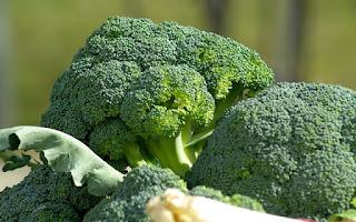 Verdura brócoli