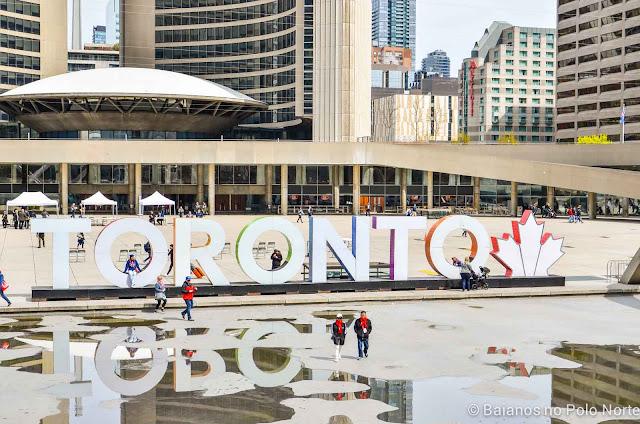Roteiro Toronto