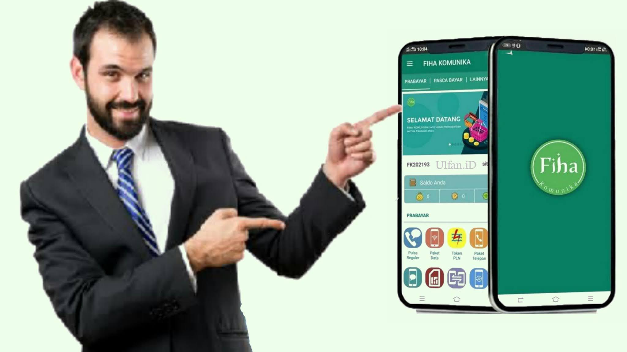 Aplikasi Fiha Komunika