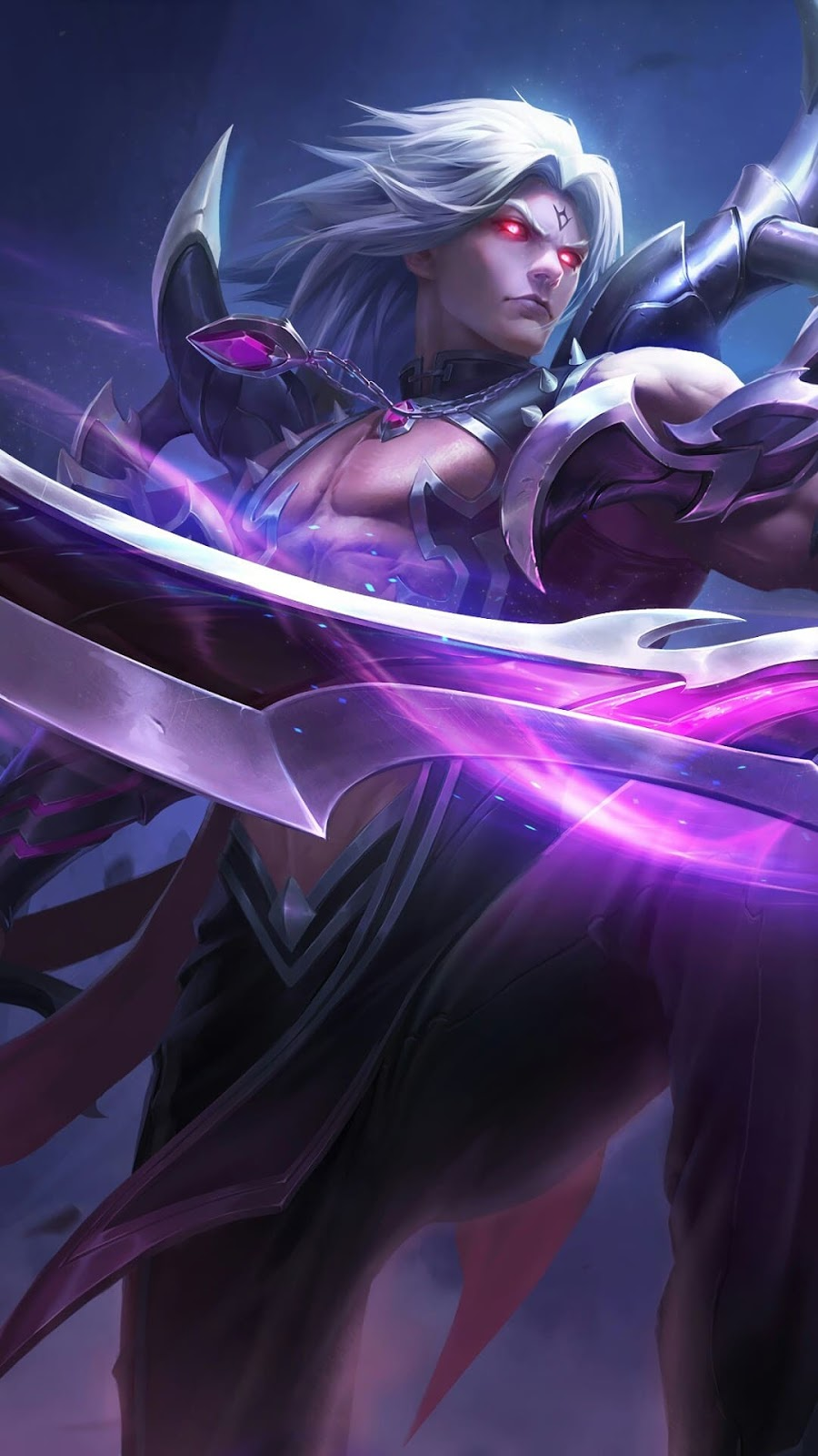 Wallpaper Martis Ashura King Skin Mobile Legends HD for Android and iOS