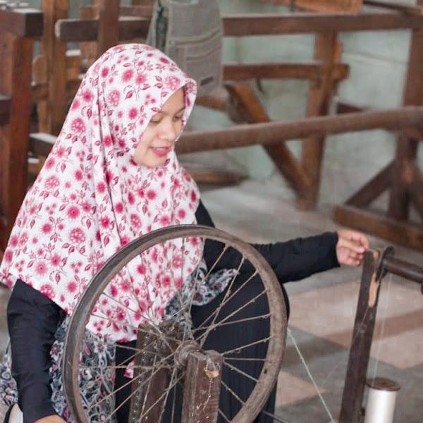 Wisata Edukasi Rumah Sutera Bogor