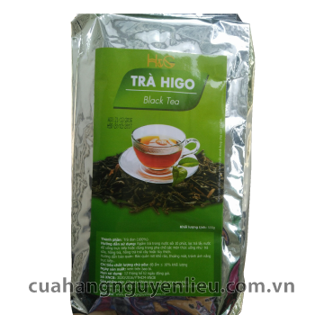 Trà Đen HiGo Black Tea