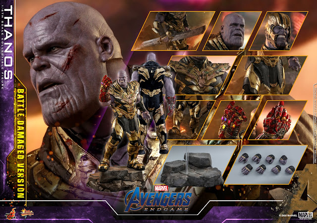 Hot Toys Avengers Endgame 1/6 Thanos